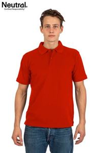 Afbeelding van Neutral Mens Classic Polo